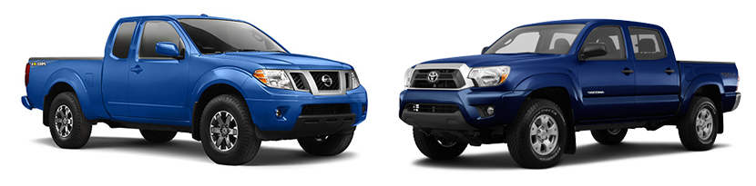 2015 Nissan Frontier Vs Toyota Tacoma In Buford, GA