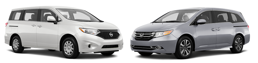2015 Nissan Quest Vs Honda Odyssey In Buford, GA